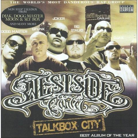 Talkbox City [Explicit Lyrics]