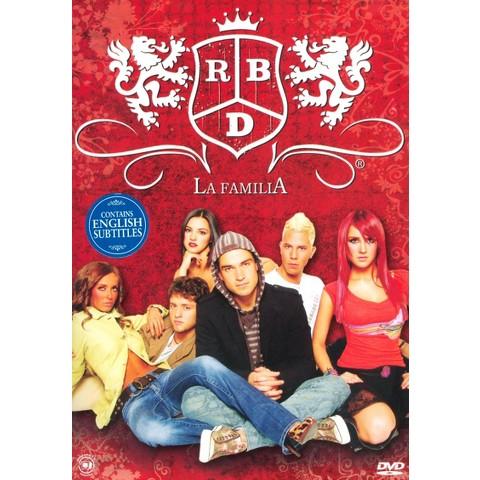 RBD La Familia (2 Discs)