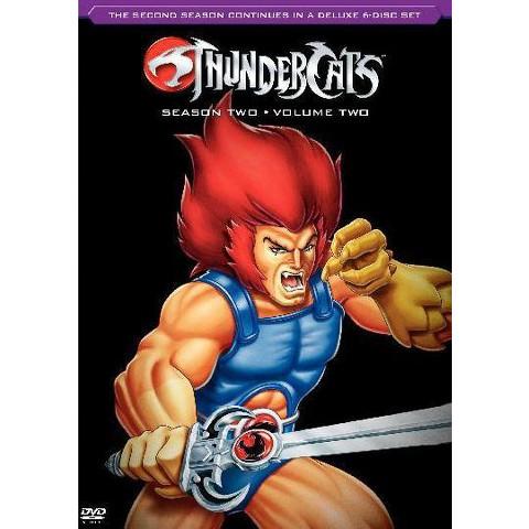 Thundercats: Season 2, Vol. 2 (6 Discs)