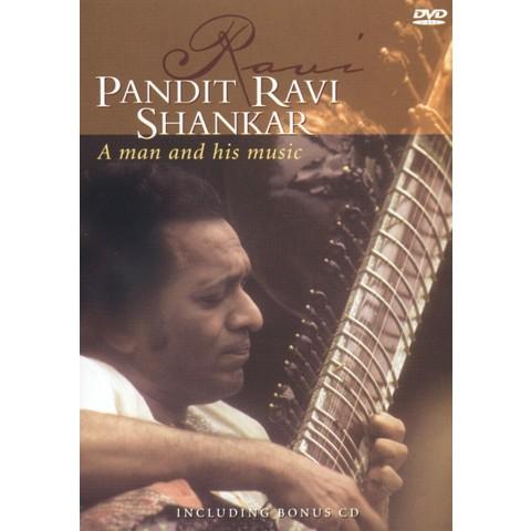 Pandit Ravi Shankar: A Man and His Music (DVD/CD)