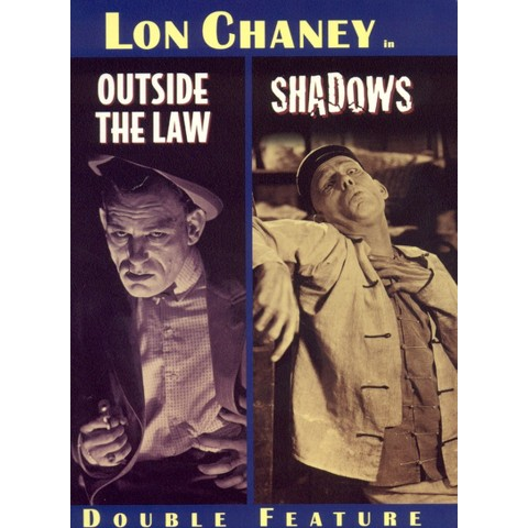Outside the Law/Shadows (S) (Blackhawk Films Collection)
