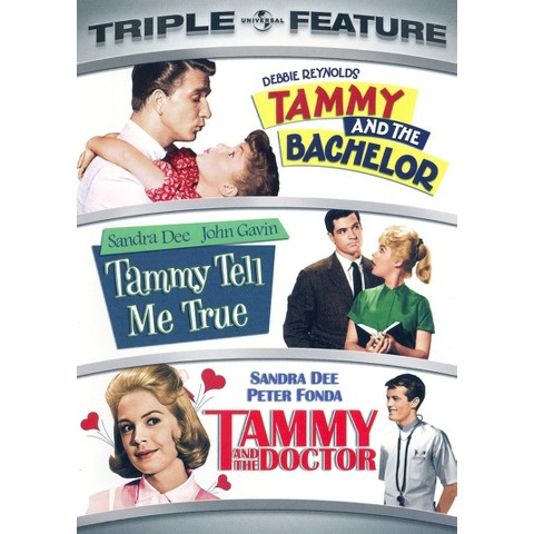 Tammy and the Bachelor/Tammy Tell Me True/Tammy and the Doctor [2 Discs]