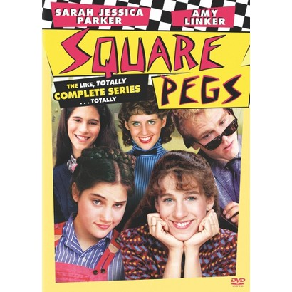 Square Pegs: The Complete Series (3 Discs) (R)