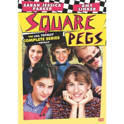 Square Pegs: The Complete Series [3 Discs]