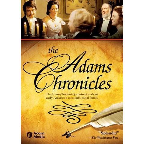 The Adams Chronicles (4 Discs)
