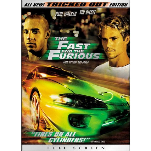 The Fast and the Furious  (Tricked Out Edition)