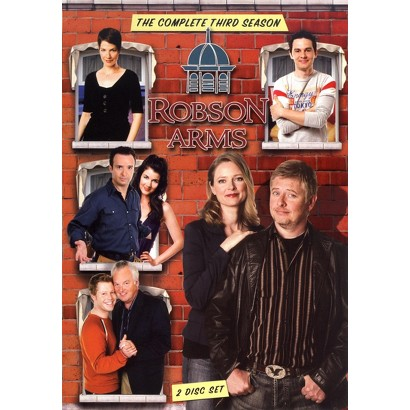 Robson Arms: The Complete Third Season (2 Discs)
