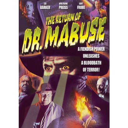 The Return of Doctor Mabuse