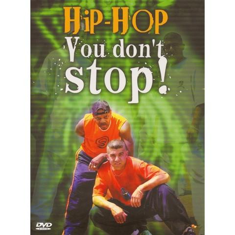 Hip Hop: You Don't Stop! (DVD/CD)