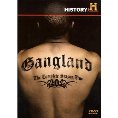 Gangland: The Complete Season One (4 Discs)
