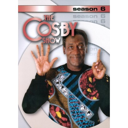 The Cosby Show: Season 6 (3 Discs)