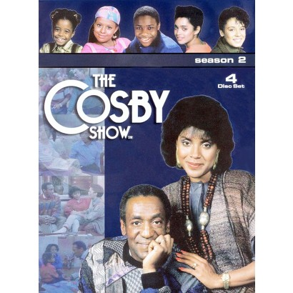 The Cosby Show: Season 2 (4 Discs)