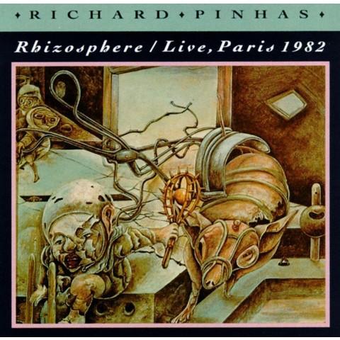 Rhizosphere/Live, Paris 1982