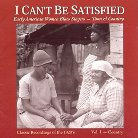 I CAN'T BE SATISFIED 1 / VARIOUS