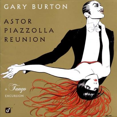 Astor Piazzolla Reunion: A Tango Excursion