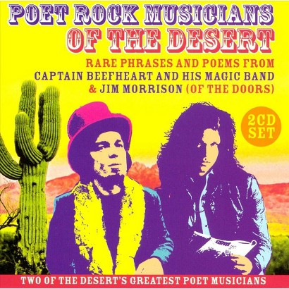 Poet Rock Musicians of the Desert