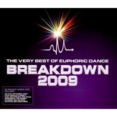Breakdown: Very Best of Euphoric Dance, Vol. 1