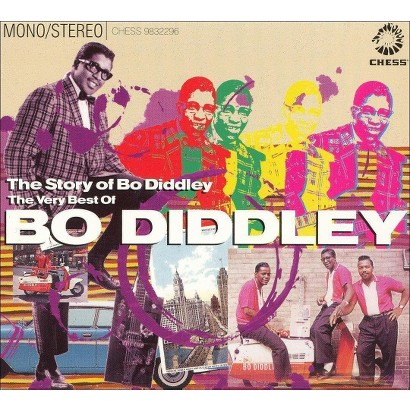 The Story of Bo Diddley: The Very Best of Bo Diddley