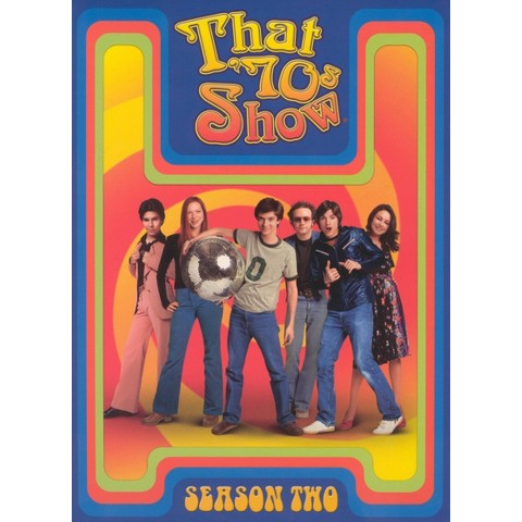 That '70s Show: Season Two (4 Discs)