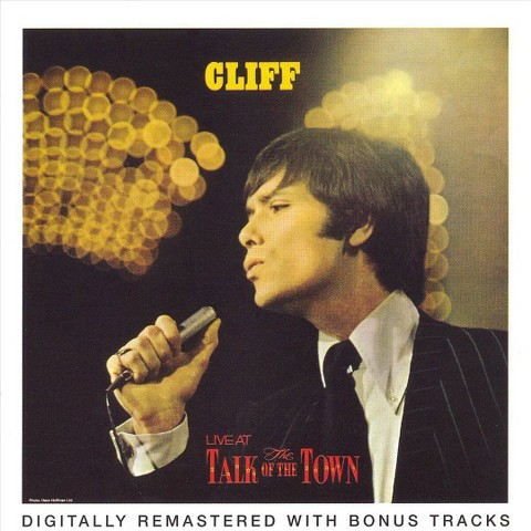 Cliff Live at the Talk of the Town (Remastered)