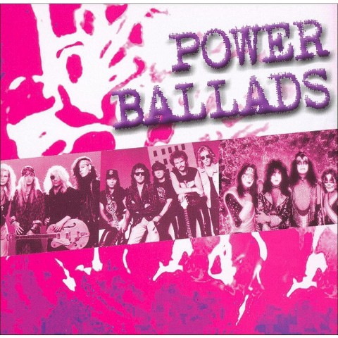 Power Ballads (Madacy)