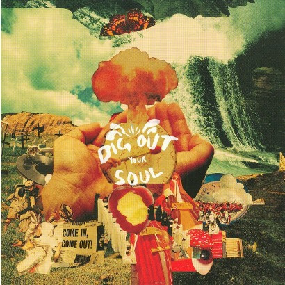 Dig Out Your Soul (Japan CD/DVD)