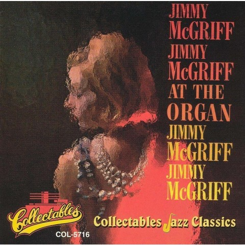 Jimmy McGriff at the Organ