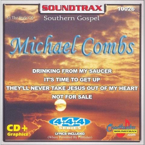 Chartbuster Karaoke: Southern Gospel Michael Combs
