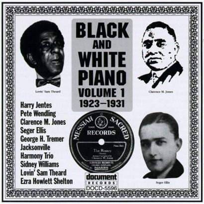 Black & White Piano, Vol. 1: 1923-1931