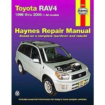 Toyota RAV4 1996 thru 2005