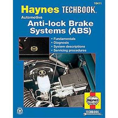 Haynes Abs Brake Systems Techbook (Paperback)