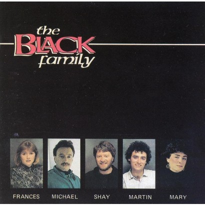 The Black Family (Lyrics included with album)