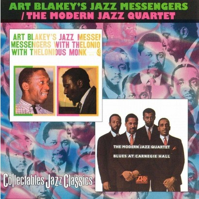 Jazz Messengers/Blues at Carnegie Hall