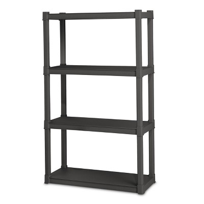 Sterilite® 4-Shelf Storage Unit - Gray