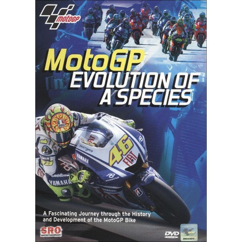 MotoGP: Evolution of a Species (Widescreen)