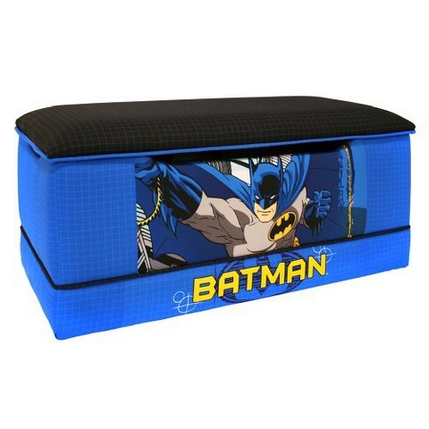 Komfy Kings Kids Toy Box - Batman