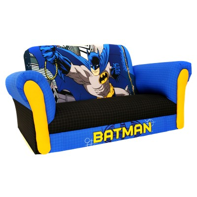 Cool Accent Chair Kids Sofa Komfy Kings Kids Deluxe Sofa Batman Information