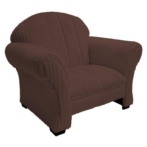 Kids Fun Time Chair - Chocolate