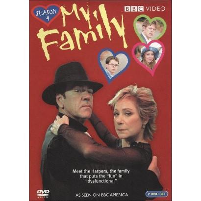 My Family: Season 4 (2 Discs) (Widescreen)