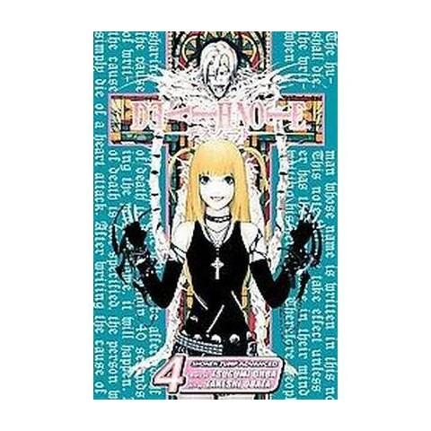 Death Note 4 (Paperback)