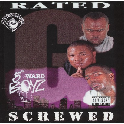 Rated G (Chopped and Screwed) [Explicit Lyrics]