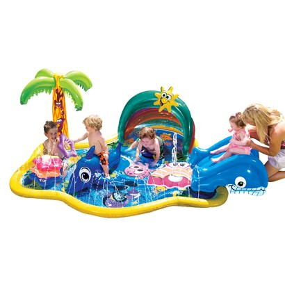 Manley Banzai Baby Sprinkles Splish Splash Kids Pool