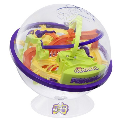 Perplexus 3D Maze Puzzle Game in Purple