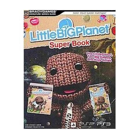 LittleBigPlanet Super Book