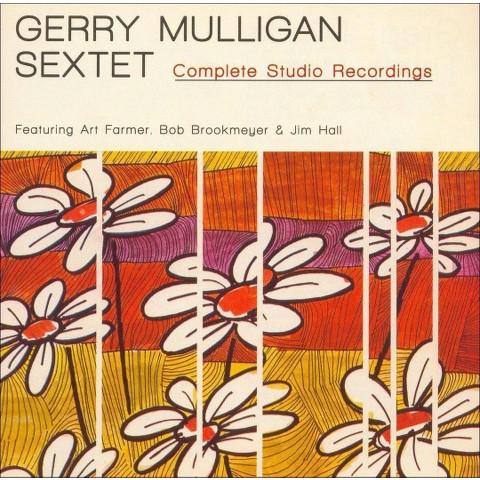 Complete Studio Recordings (Gerry Mulligan Sextet)