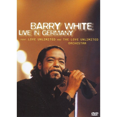 Barry White: Live in Germany
