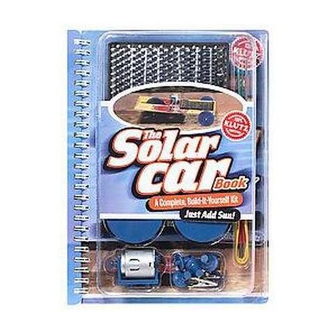 The Solar Car Book (Hardcover)