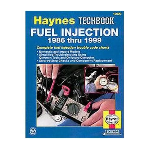 Haynes Fuel Injection Diagnostic Manual, 1986-1999 (Paperback)