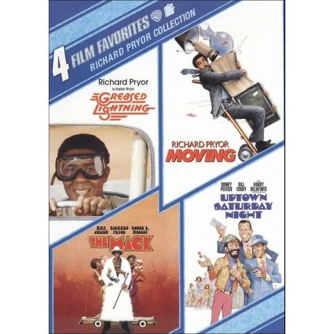 Richard Pryor Collection: 4 Film Favorites (2 Discs) (Widescreen)