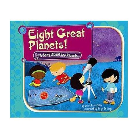 Eight Great Planets! (Hardcover)